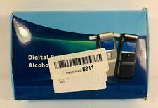 Breathalyzer, Professional Breath Alcohol Tester, Portable Digital Alcohol Detec