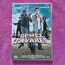 dvd film Gomez vs Tavarès avec Stomy Bugsy et Titoff