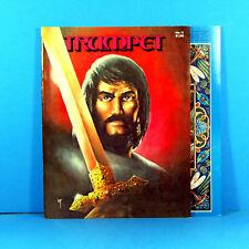 Trumpet #10 & 11. Fabian, Barr, Ellison, Niven, SF/Fantasy. 1969/74. VG+/FN