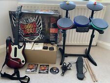 Guitar Hero Warriors of Rock PS3 Band Bundle With Drums, Guitar And Microphone