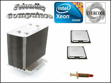 8 Core upgrade DELL PowerEdge 1900/2900 2x Quad Core 3.2 GHz Xeon CPU heat sink