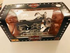 Maisto - Harley Davidson FXSTS Springer Softail - Model 1:18 Collectors ed boxed