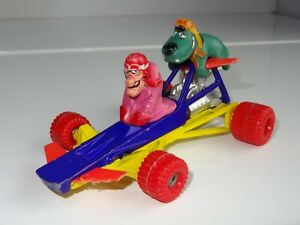 (KB) Corgi DICK DASTARDLY RACER & MUTLEY - 809
