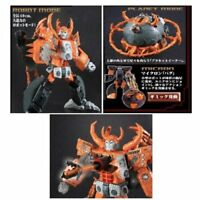Takara Transformers Interstellar Emperor Dominator Unicron Reissue 2010 Edition