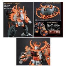 Takara Transformers Interstellar Emperor Dominator Unicron Reissue 2010 Edition