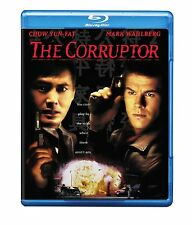 THE CORRUPTOR (Mark Wahlberg, Chow Yun Fat)  Blu Ray - Sealed Region free