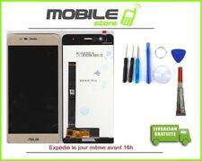 Vitre Tactile + Ecran LCD POUR ASUS ZENFONE 3 MAX ZC520TL X008D  OR/gold+ Outils