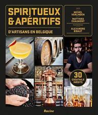 spiritueux & apéritifs d'artisans en Belgique Verlinden  Michel   Chaumont  Matt
