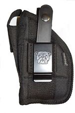 Side Gun Holster For Beretta PX4 Compact .40 cal  With Laser