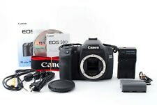 Canon EOS 50D 15.1MP Digital SLR Cámara Cuerpo 7756 Shut [ EXC Japón 649708