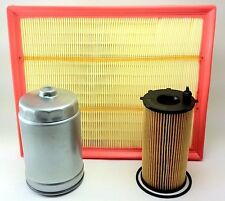 AIR OIL FUEL FILTER KIT to suit DODGE NITRO & JEEP CHEROKEE 2.8L TURBO DIESEL