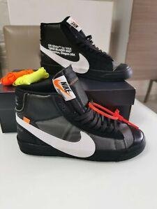 Nike blazer off white black n43