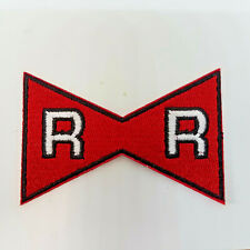 Dragon Ball Z The Red ribbon  Army Symbol Patch 3 inches wide cosplay