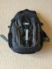 "STM ""EVOLUTION"" PROTECTIVE BLACK BACKPACK / LAPTOP BAG / RUCKSACK"