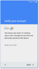 Remote Google Account Bypass Removal, Reset Unlock FRP for SAMSUNG  S8/S8 Plus G