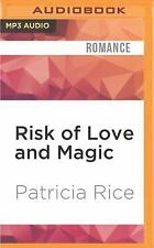California Malcolms: Risk of Love and Magic by Patricia Rice (2016, MP3 CD,...