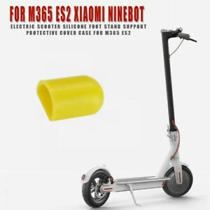 Silicone Foot Support Cover Kickstand Protective For Xiaomi M365 Ninebot Es2 Es4