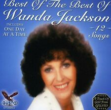 Best Of The Best - Wanda Jackson (2006, CD NIEUW)