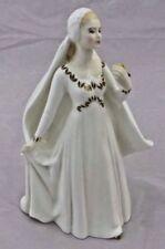 Unboxed White Decorative Royal Doulton Porcelain & China