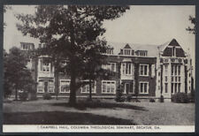 America Postcard - Campbell Hall, Columbia Theological Seminary, Decatur T504
