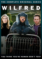 Wilfred - The Complete Original Series (Keepca New DVD