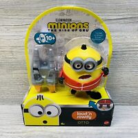 Mattel Minions The Rise of Gru loud 'n rowdy Otto Action And Sound Figure Toy