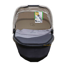 Quinny Moodd / BUZZ Foldable Carrycot New in box - reworked grey + FREE BLANKET