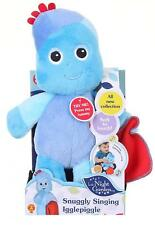 In the Night Garden NEW Snuggly Singing Iggle Piggle Super Soft Cuddly Music Toy