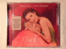 CELINE DION ANNE GEDDES Miracle cd USA BEATLES