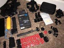 Brand New GoPro HERO5 BLACK 4K Action Video CHDHX-501 Camera+Lots of New Extras