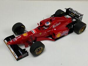 1/12 Minicamps Ferrari F1 310/2 1996 Italian Grand Prix Michael Schumacher JD665