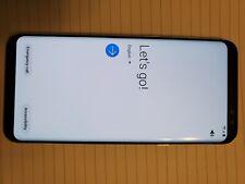 New listing Samsung Galaxy S8+ Sm-G955U - 64Gb - Orchid Gray (Unlocked) Verizon Excellent