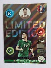 PANINI ADRENALYN XL EURO 2016 LIMITED EDITION ROBBIE KEANE