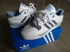 Adidas Rivalry low white 9.5 blue snake skin superstar Beige forum 80s top ten