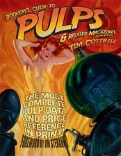 Bookery's Price Guide to Pulps & Related Magazines, All New 2020 Edition Pulp