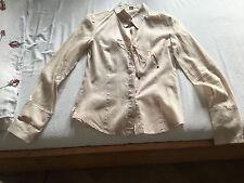 Langarm-Bluse von Toni Gard, Größe 34