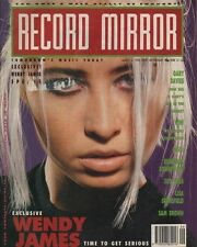 Wendy James of Transvision Vamp on Magazine Cover 3 March 1990   3rd Bass