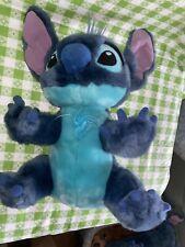 "Original Disney Store Exclusive Lilo & Stitch As Dog 14"" Plush Stuffed Animal"