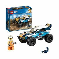 LEGO 60218 City Great Vehicles Desert Rally Racer Toy Car, Racing Constructio...