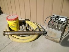 """Rockmore Directional Air Rock Hammer Drill 4 1/2"""" Bit Vermeer Ditch Witch"""