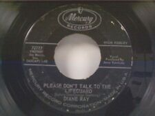 """DIANE RAY """"PLEASE DON'T TALK TO THE LIFEGUARD / THAT'S ALL I WANT FROM YOU"""" 45"""