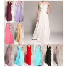 Vestido de noche vestido de cóctel vestido de baile muchos colores + tamaños de selección de lafairy