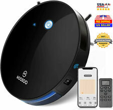 Moosoo Super Slim Robot Vacuum Cleaner 1800Pa Strong Suction Mt-501 Accessories