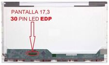 "PANTALLA 17,3"" PARA Toshiba Satellite S70-Bst2gx3 1600X900 WXGA++ 30 PIN EDP LED"