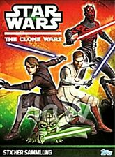 Topps Star Wars The Clone Wars - Leeralbum 2013