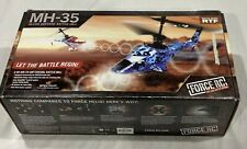 Force-RC MH-35 Allied Defense Battle Heli 5 Complete With 2 Batteries