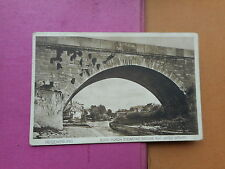 Erster Weltkrieg (1914-18) frankierte Ansichtskarten mit dem Thema Brücke