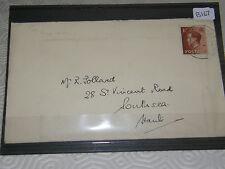 (B167) King Edward Viii 1.5d Brown Fdc