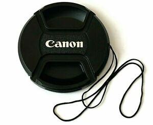 58 mm CANON EOS Objektiv Frontdeckel Deckel passt EF-S 18-55 mm Front Lens Cap ,