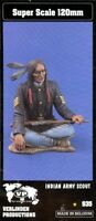 Verlinden Productions 120mm 1:16 Indian Army Scout - Resin Figure #935